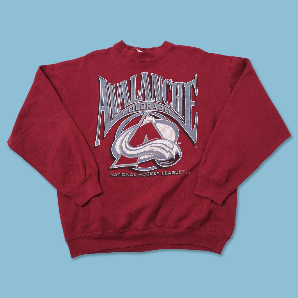 Vintage Colorado Avalanche Sweater XLarge - Double Double Vintage