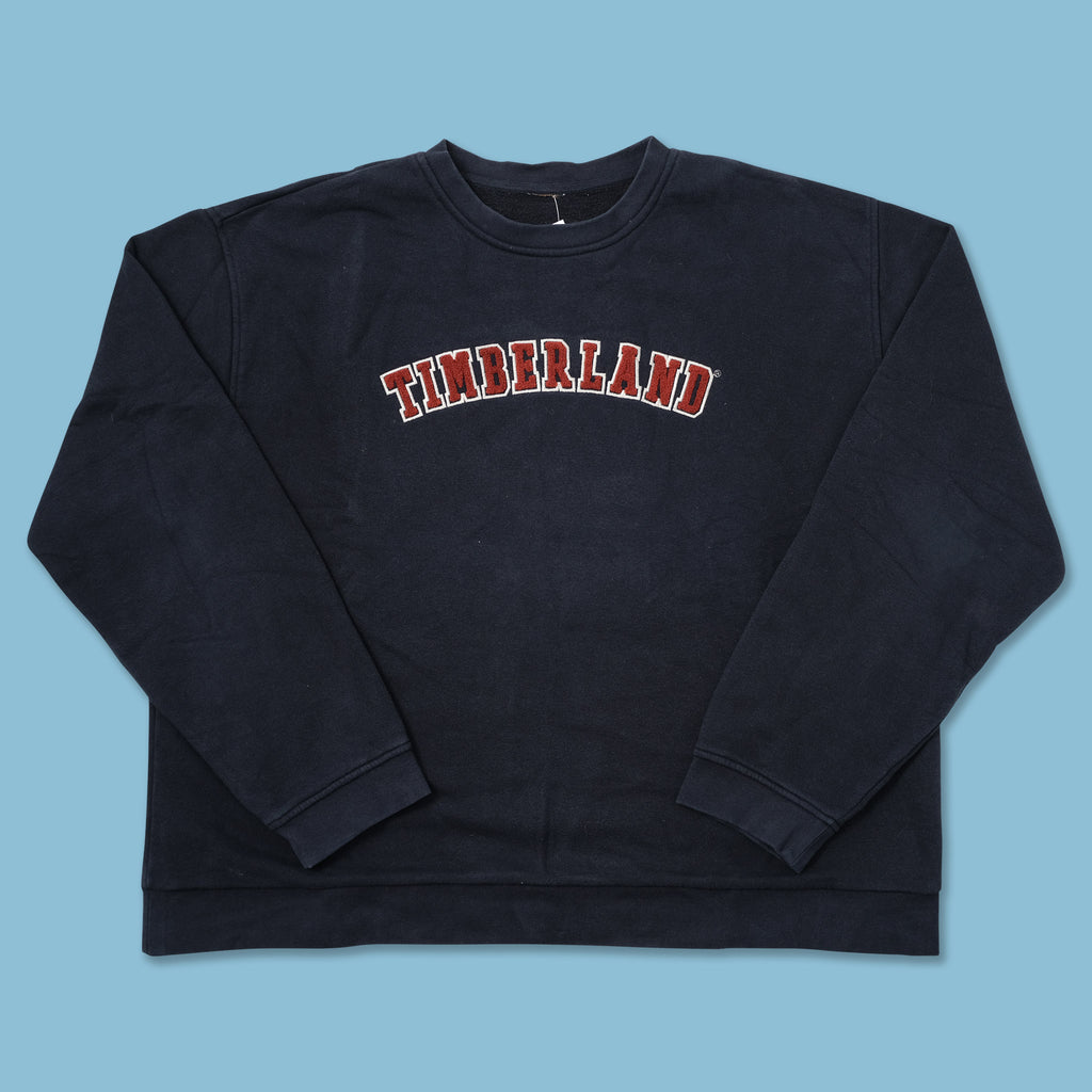 Vintage Timberland Sweater 3XLarge - Double Double Vintage