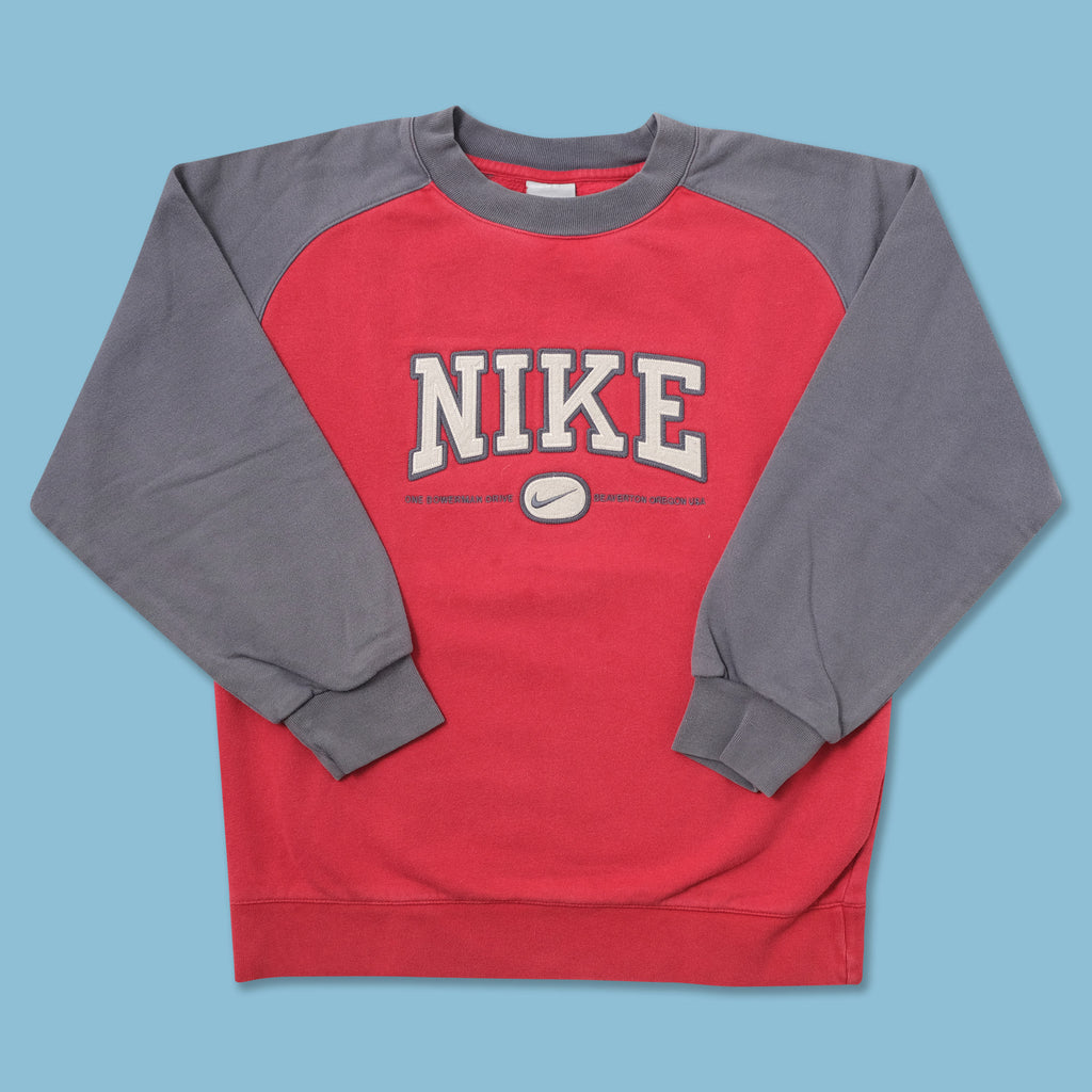 Vintage Nike Kids Sweater Medium - Double Double Vintage