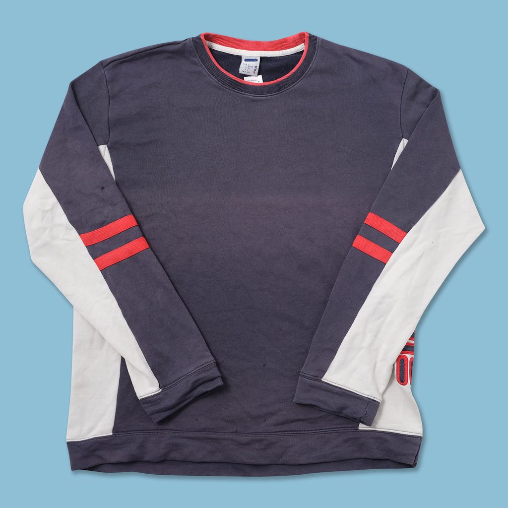 Vintage Fila Sweater Medium / Large - Double Double Vintage