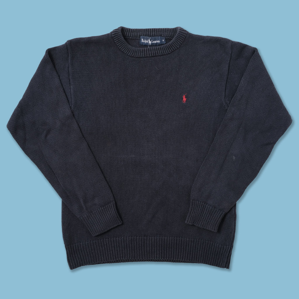 Vintage Polo Ralph Lauren Knit Sweater Medium