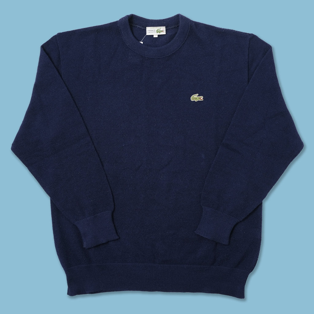 Vintage Lacoste Sweater Medium / Large