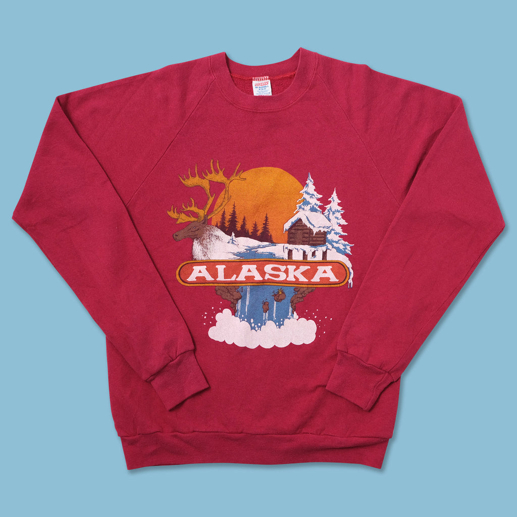 Vintage Women's Alaska Sweater Small / Medium