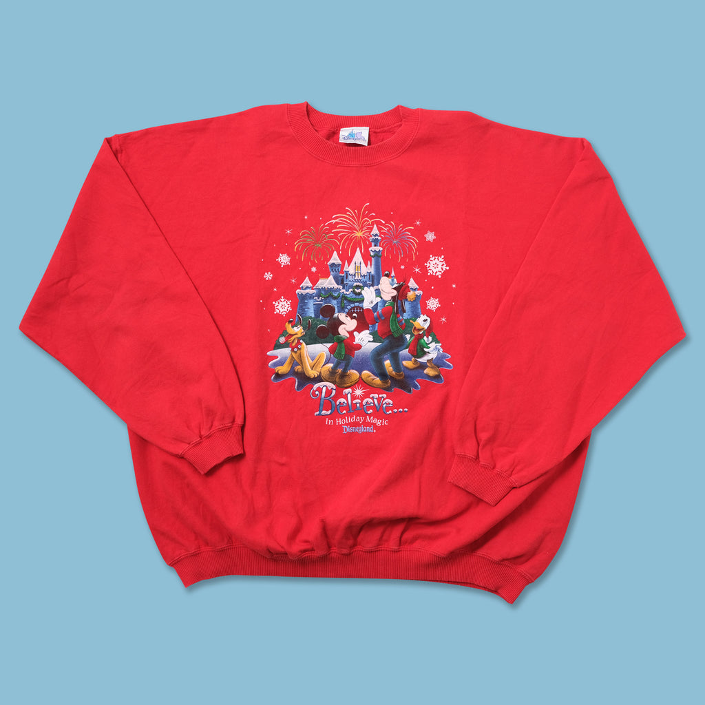 Vintage Walt Disney Sweater XLarge / XXLarge