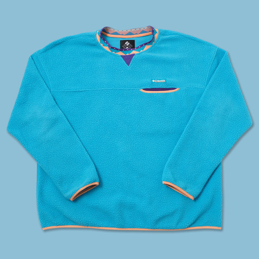 Columbia Fleece Pullover XXLarge