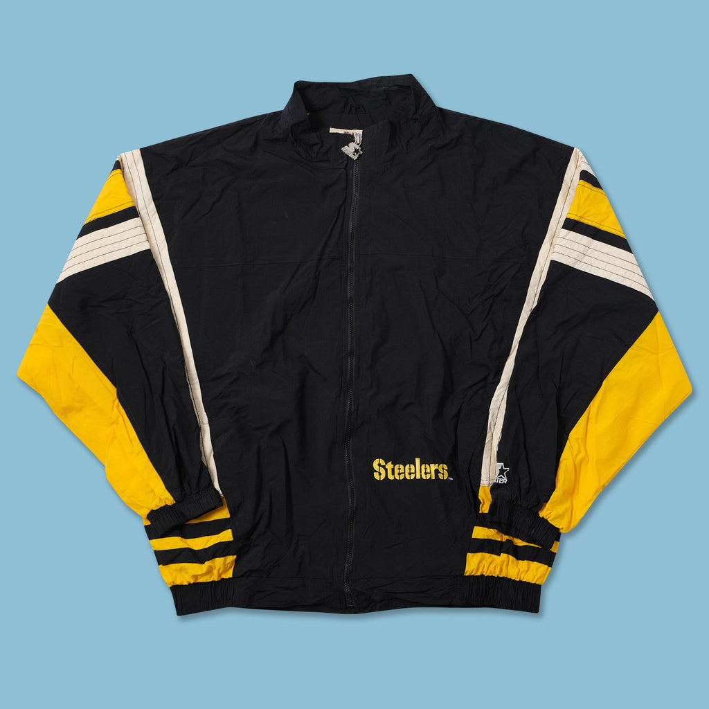 Vintage Starter Pittsburgh Steelers Jacket XXLarge