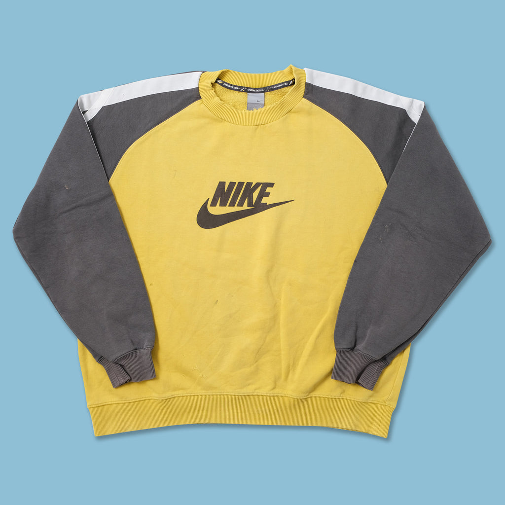 Vintage Nike Logo Sweater XXLarge