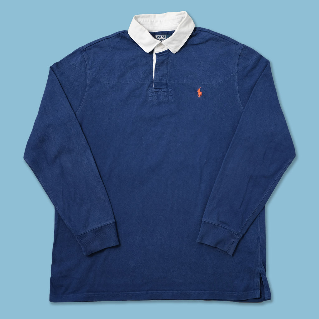 Vintage Polo Ralph Lauren Long Polo XLarge