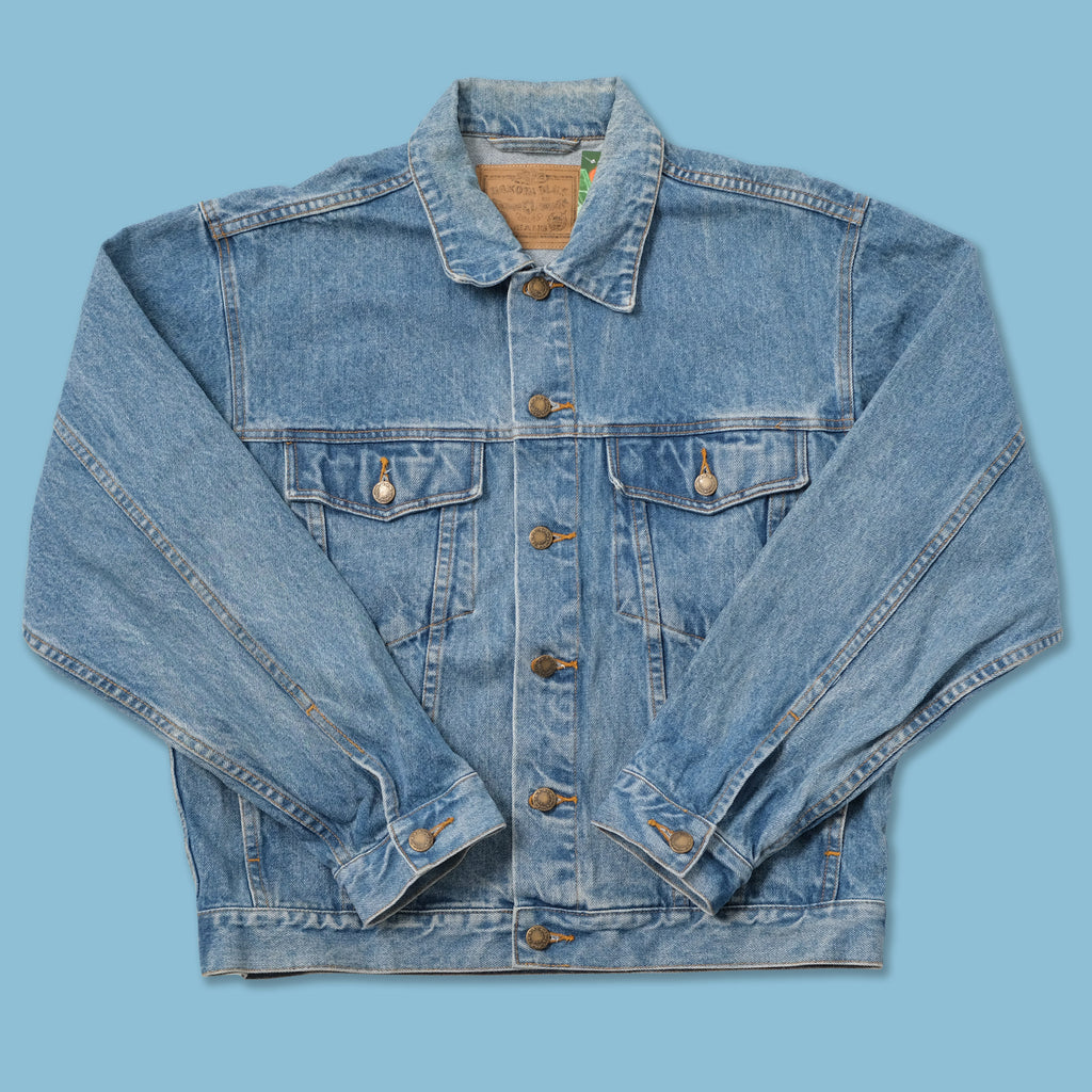 Vintage Denim Jacket Medium