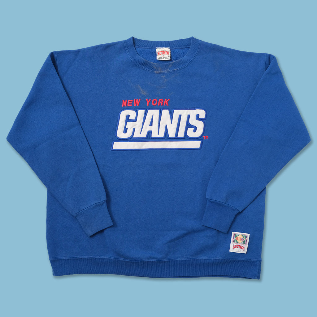 Vintage New York Giants Sweater XLarge