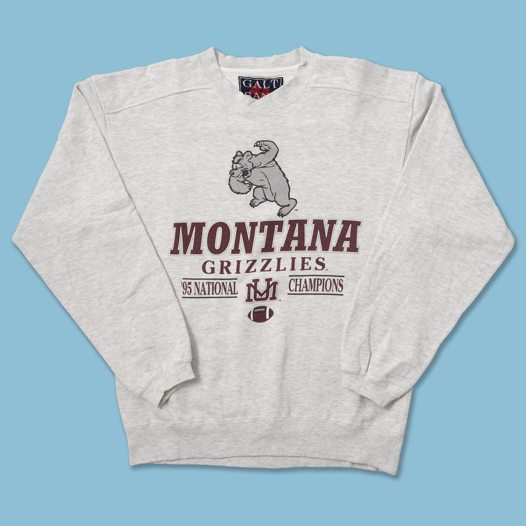 Vintage 1995 Montana Grizzlies Sweater Medium