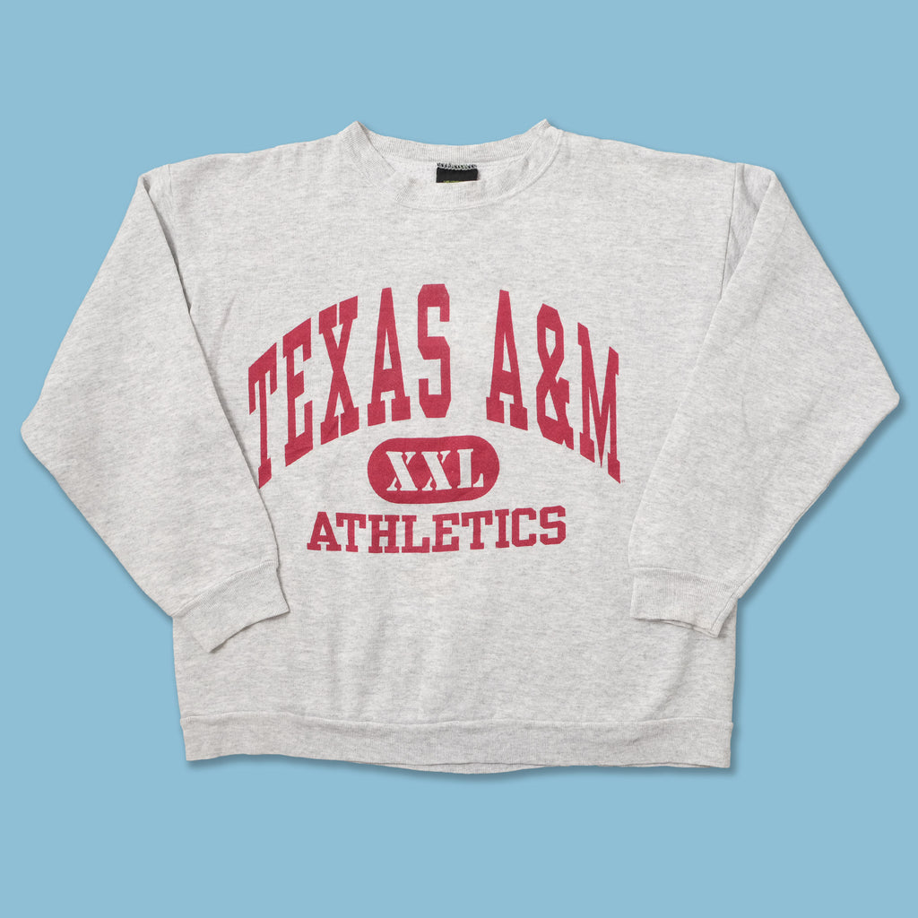 Vintage Texas A&M Sweater Large