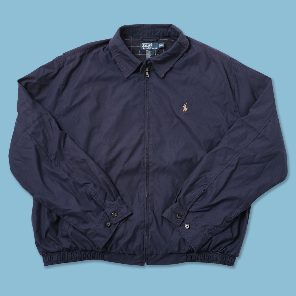 Vintage Polo Ralph Lauren Harrington Jacket XXLarge