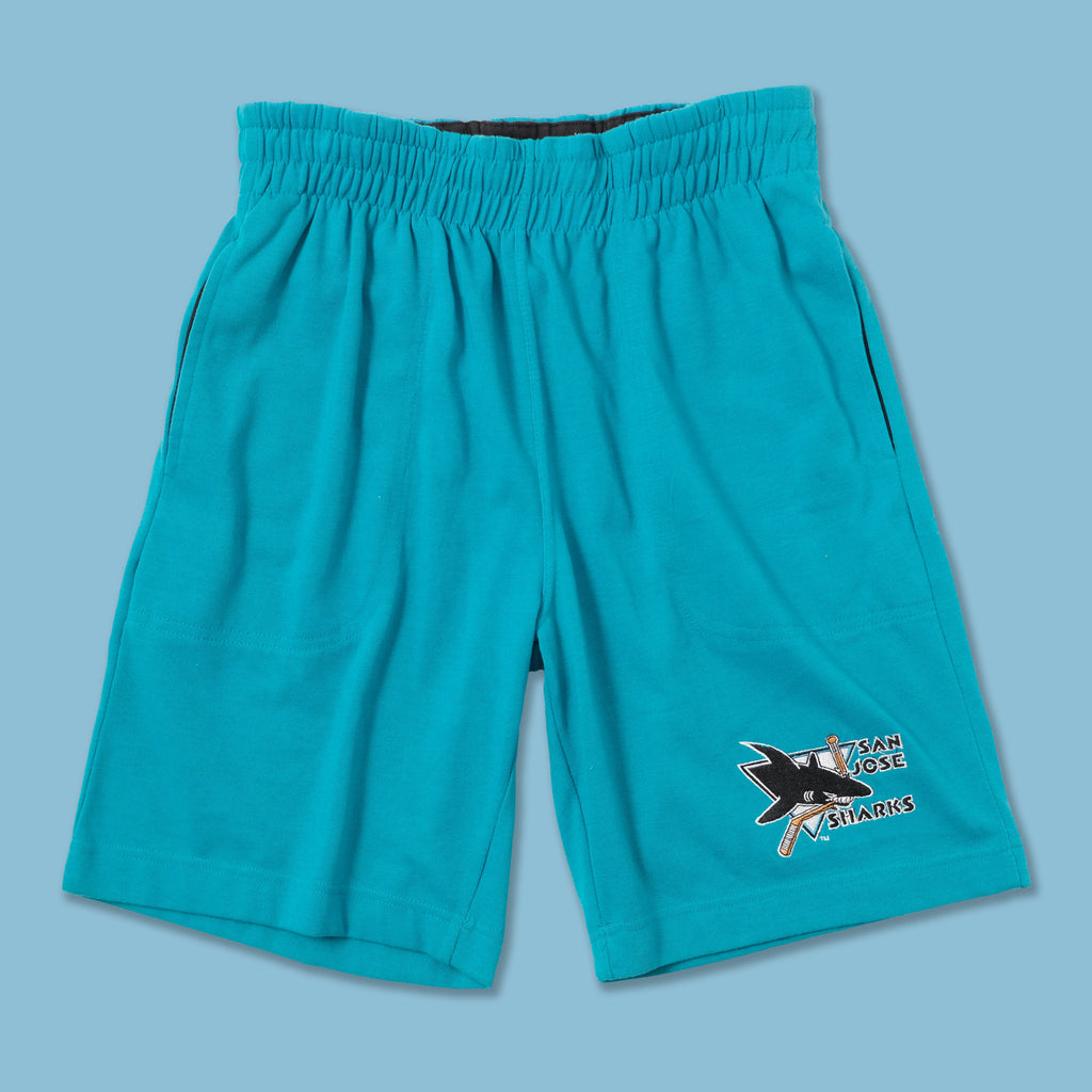 Vintage DS Starter San Jose Sharks Shorts Small