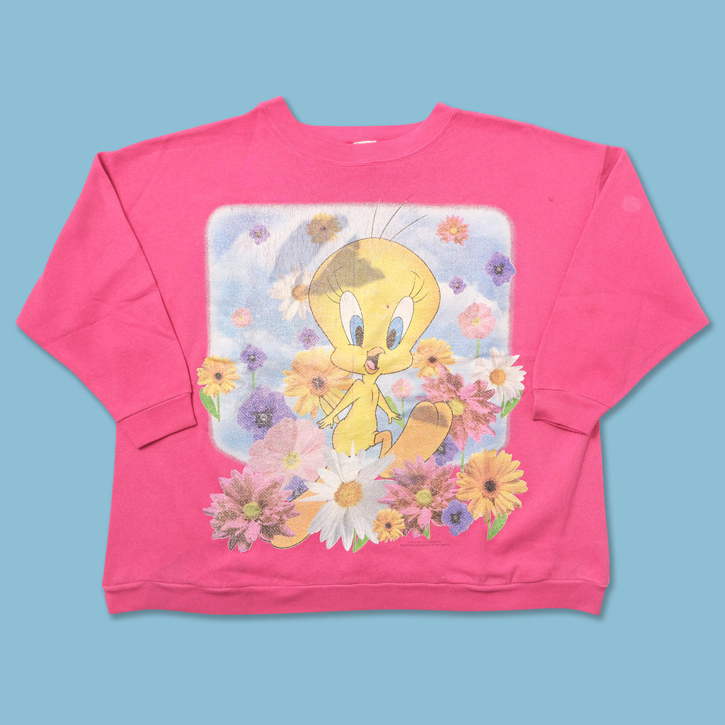 Vintage 1997 Tweety Sweater XXLarge