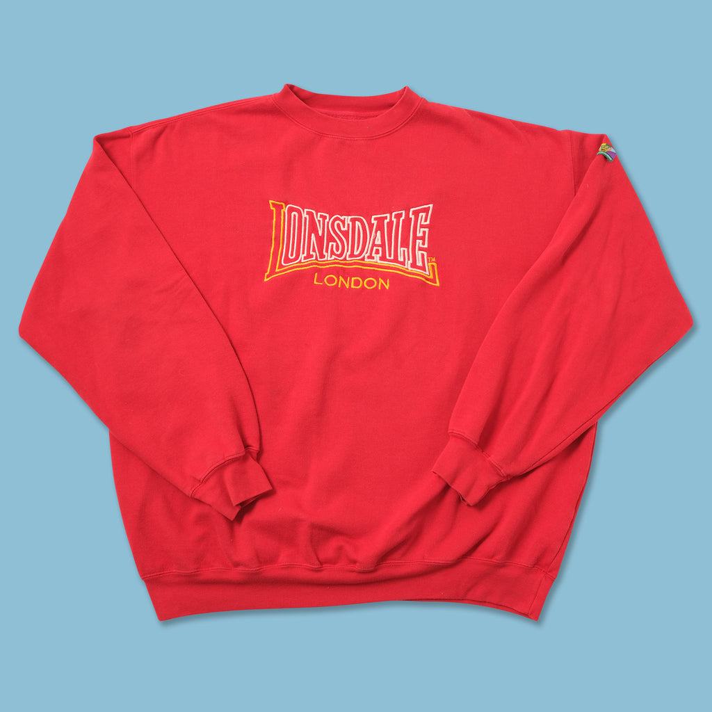 Vintage Lonsdale Sweater XXLarge