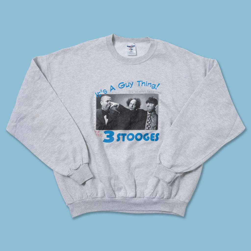 Vintage The 3 Stooges Sweater XLarge / XXL
