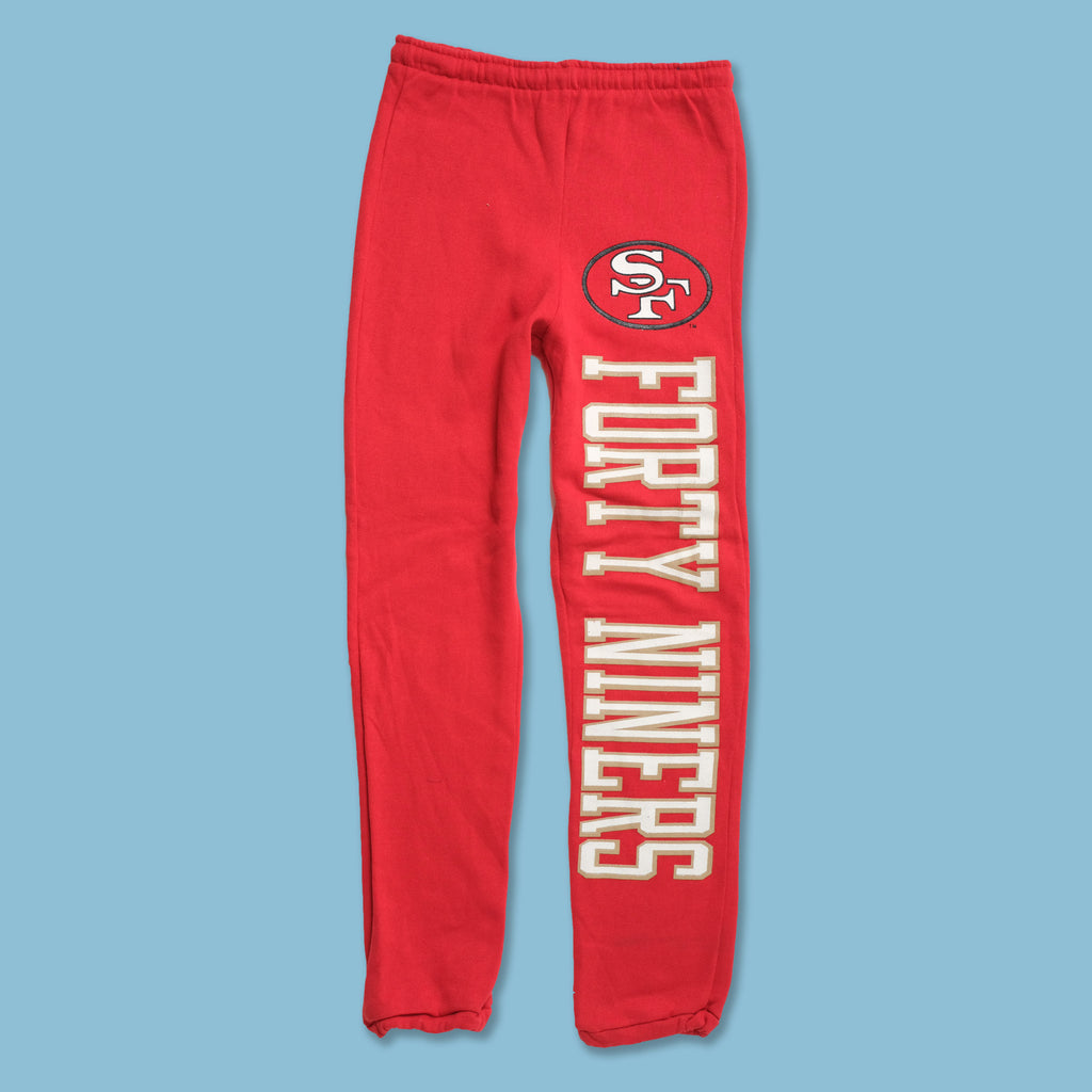 Vintage Deadstock Champion San Francisco 49ers Sweat Pants Small
