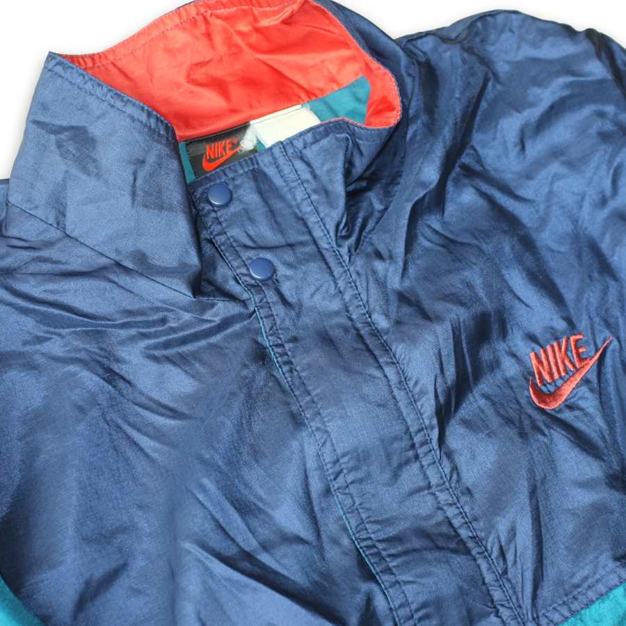 Rare Nike Crossfit Trackjacket Large - Double Double Vintage