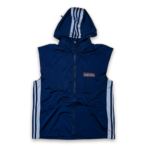 adidas adiBreak Hooded Vest Large