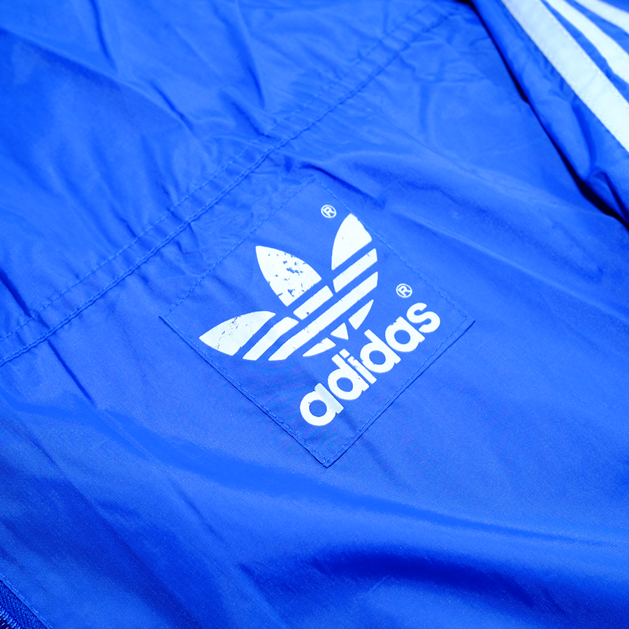 Vintage adidas Originals Three Stripes Rainjacket