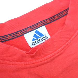 adidas World Cup Crewneck France 1998 XLarge - Double Double Vintage