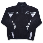 Vintage adidas New Zealand Q-Zip Fleece XLarge