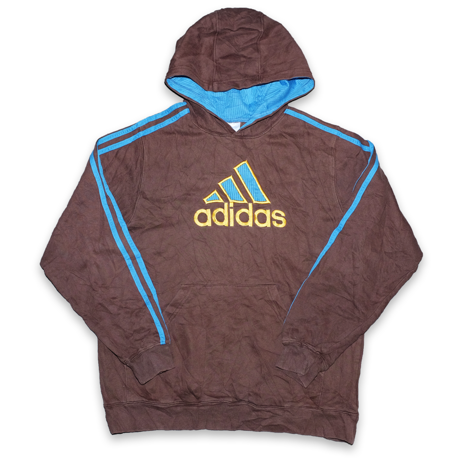 Vintage adidas Hoody Medium / Large