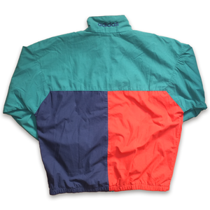 Rare Vintage adidas Color Blocking Trackjacket