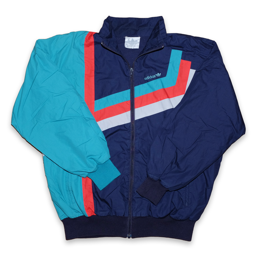 Vintage adidas Light Jacket Medium - Double Double Vintage