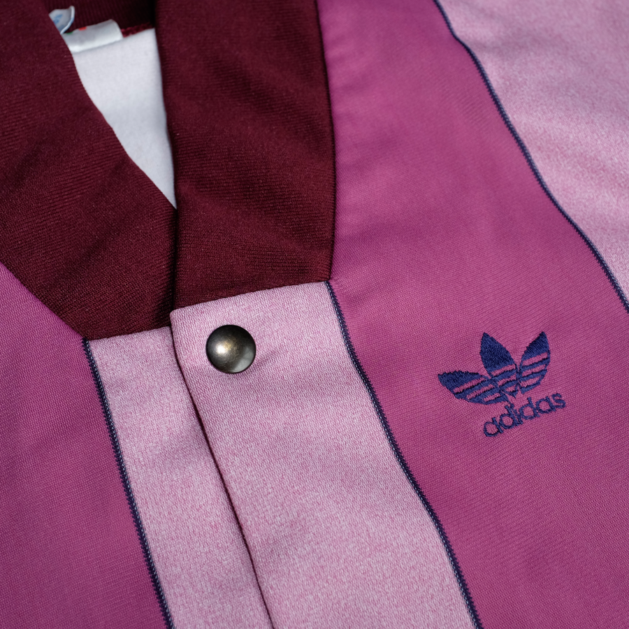 adidas Trackjacket Womens Medium - Double Double Vintage