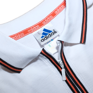 adidas Half Zip Polo Medium / Large