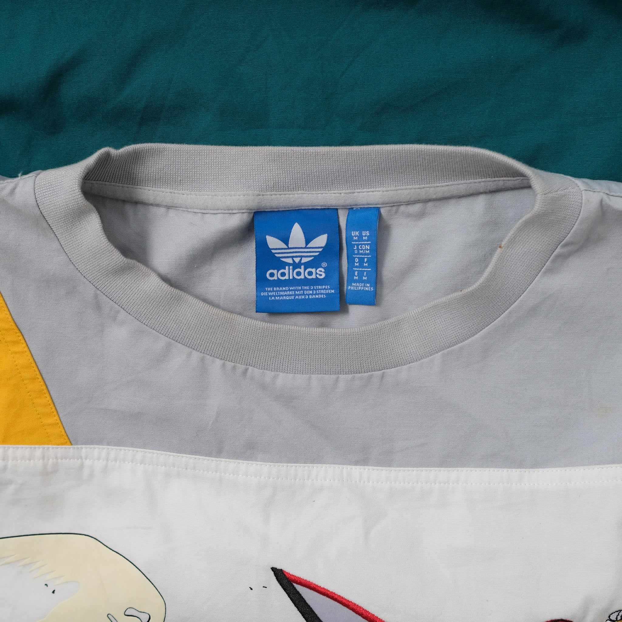 adidas Amuza River Archive Sweater Medium