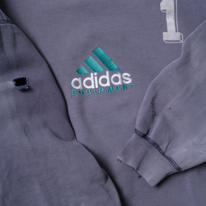 Vintage adidas Equipment Sweater Large