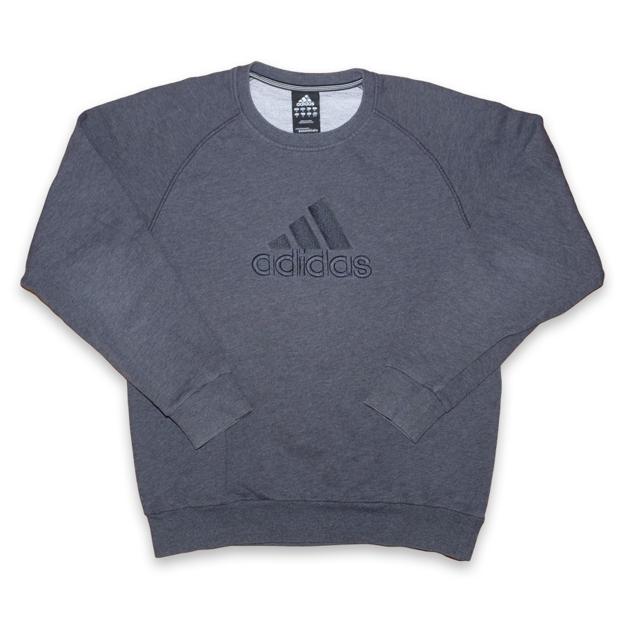 adidas Logo Sweatshirt Medium