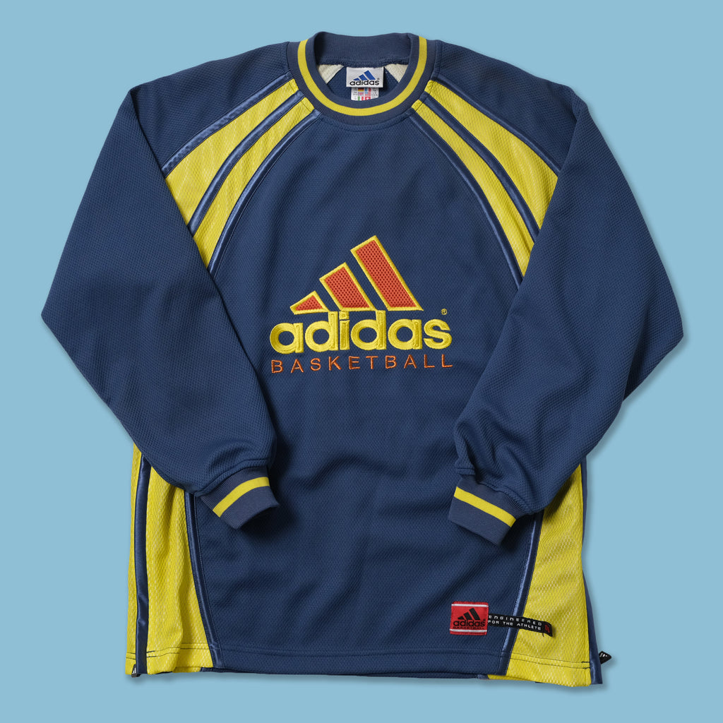 Vintage Deadstock adidas Basketball Sweater