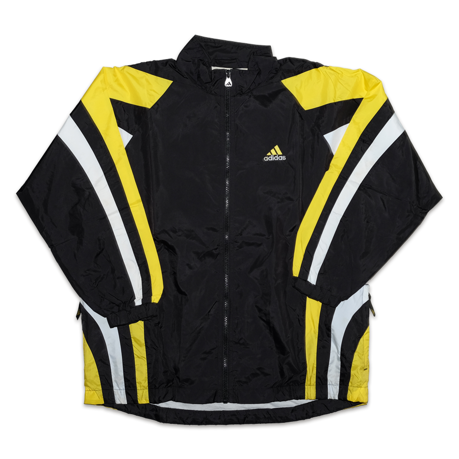 Vintage adidas Trackjacket Large