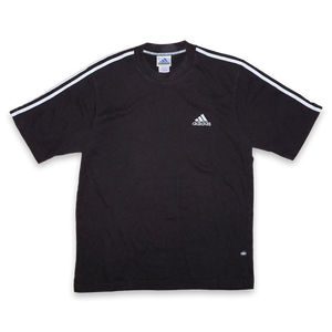 Vintage adidas Three Stripes T-Shirt with Chest Logo