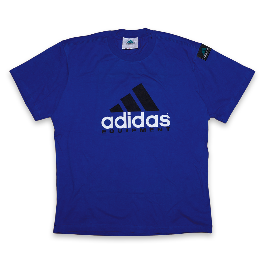 adidas Equipment T-Shirt XLarge - Double Double Vintage