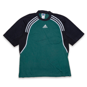 Vintage adidas T-Shirt Equipment Green/Black
