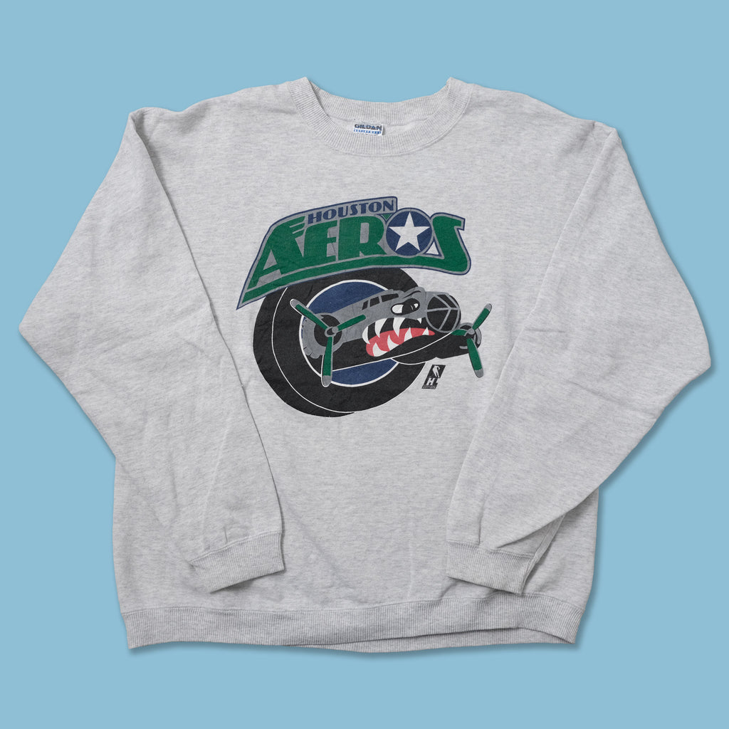 Vintage Houston Aeros Sweater XLarge