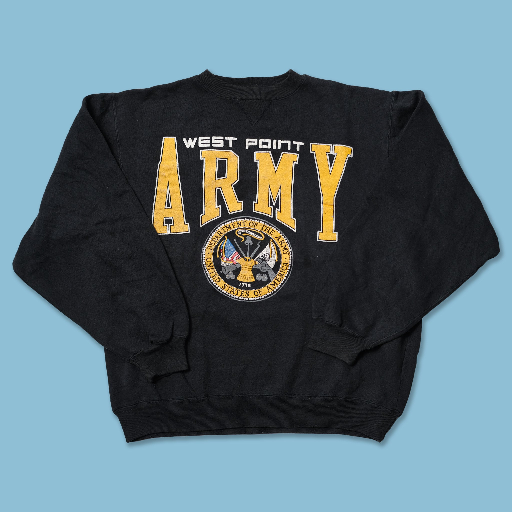 Vintage West Point Army Sweater Medium / Large