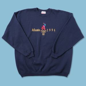 Vintage Deadstock Atlanta 1996 Olympic Games Sweater XXL