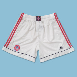 Vintage Deadstock adidas FC Bayern Shorts Large