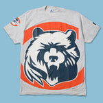 Vintage Deadstock Starter Chicago Bears T-Shirt Large