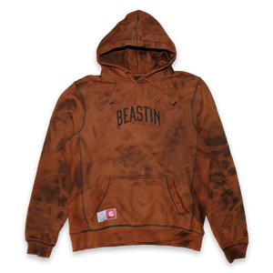 Beastin Garfield Hoody Bleach Large