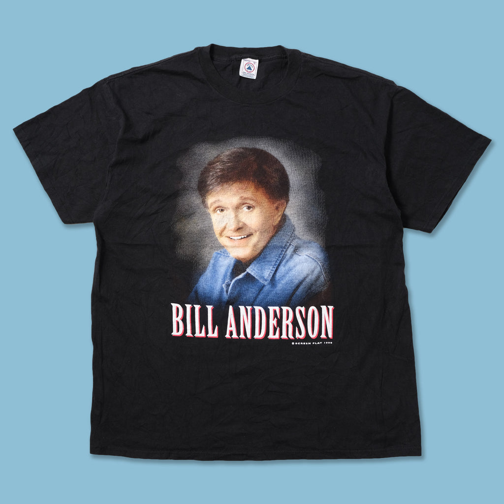 Vintage 1998 Billy Anderson T-Shirt XLarge