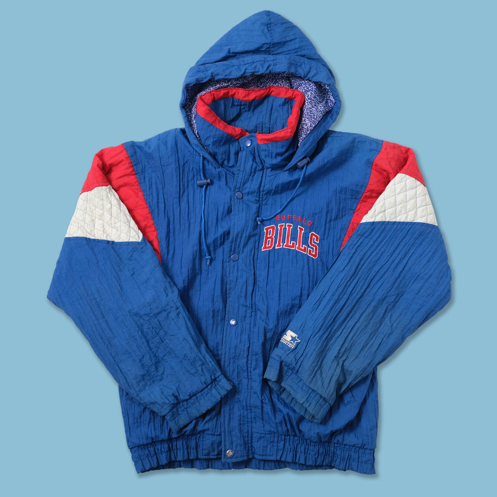 Vintage Starter Buffalo Bills Jacket Small