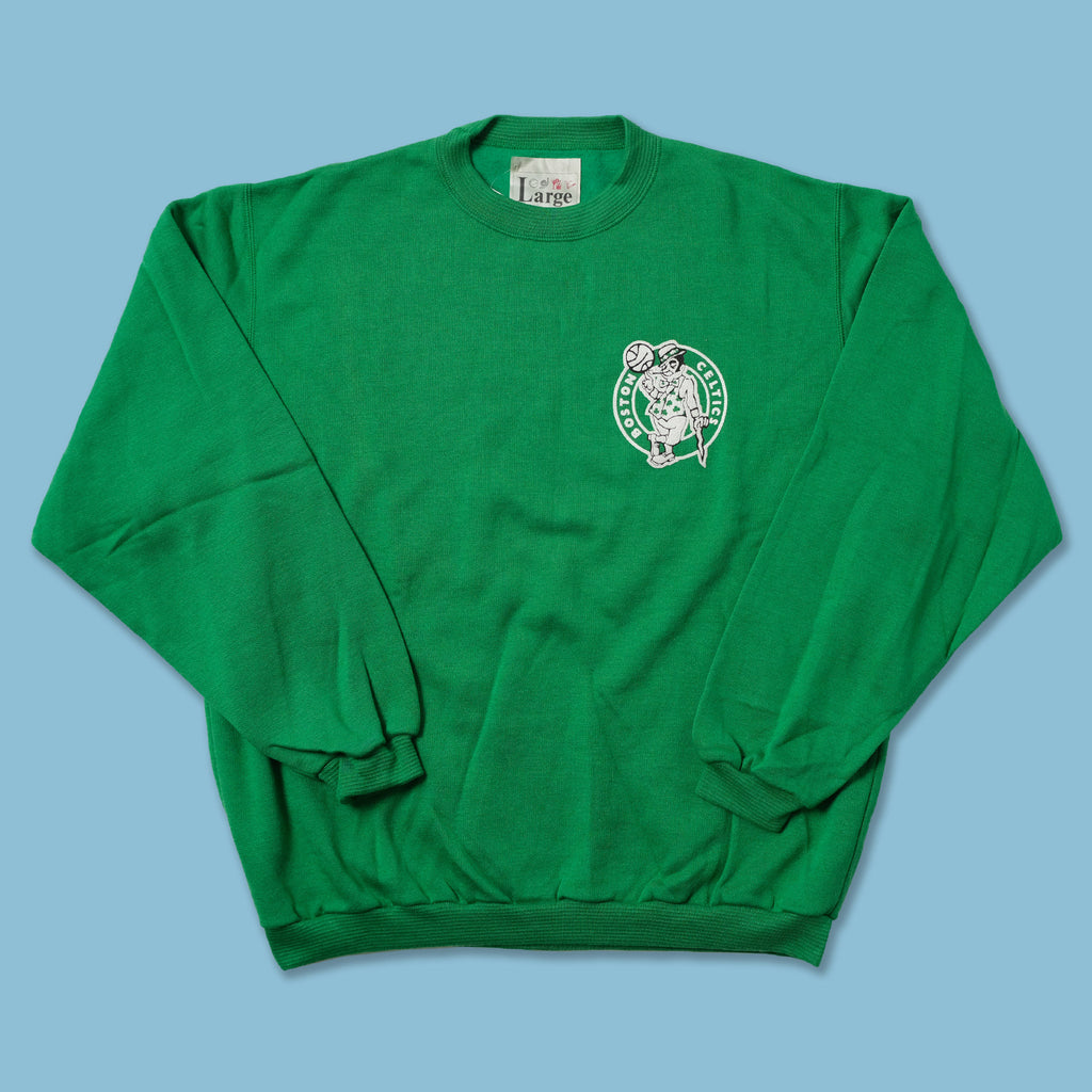 Vintage Deadstock Boston Celtics Sweater Large