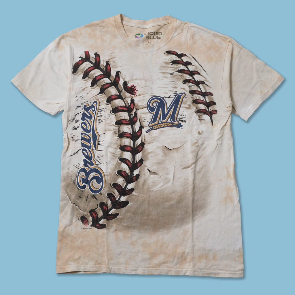 Milwaukee Brewers T-Shirt Large / XLarge